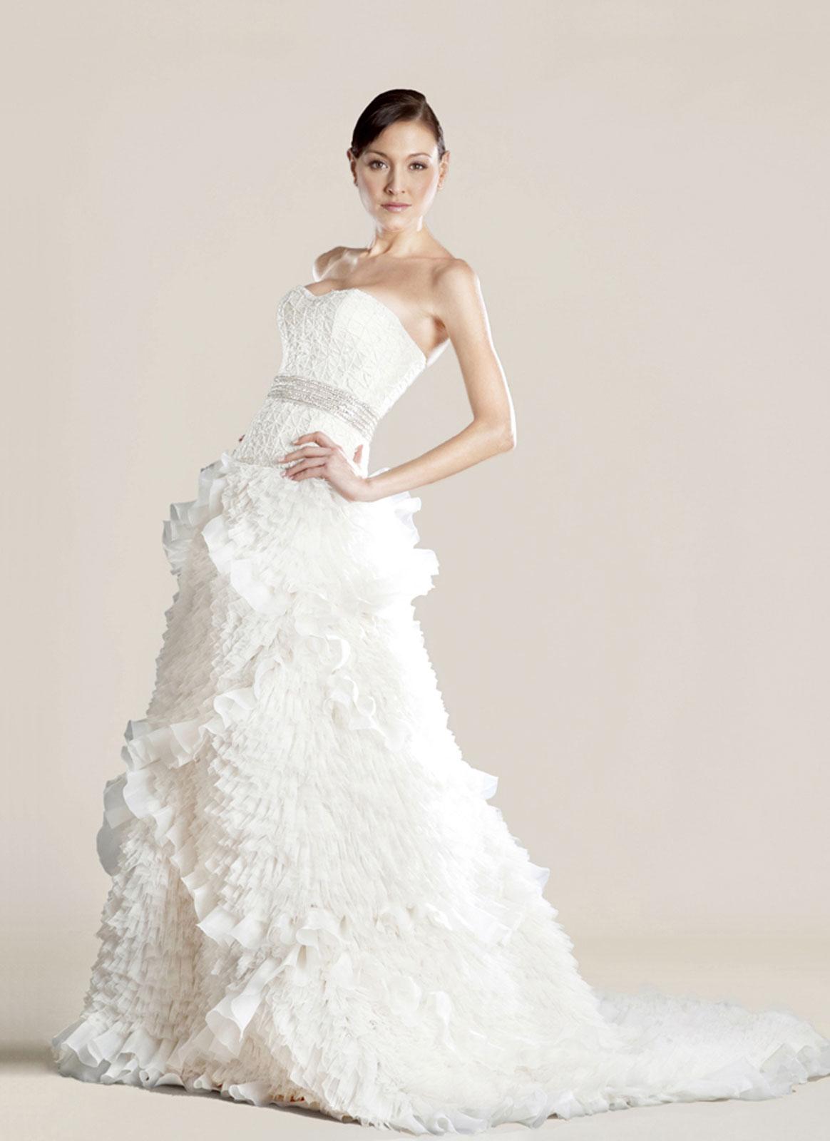 jun escario bridal gowns